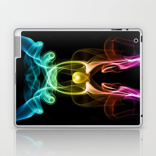 Smoke Photography #15 Laptop & iPad Skin