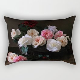 """Power, Corruption & Lies"" by Cap Blackard [Alternate Version] Rectangular Pillow"