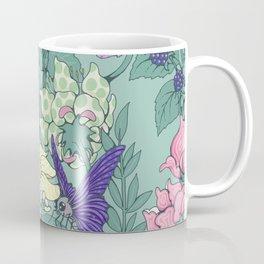 Garden party - mint tea version Coffee Mug