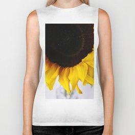 sun-flower Biker Tank