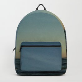 Oceanic landscape: Lacanau  4 Backpack