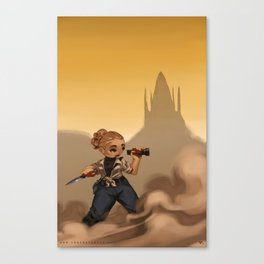 Shelby Stone Canvas Print