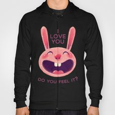 Bunny with love Hoody