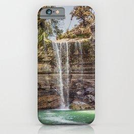 Hamilton Pool iPhone Case