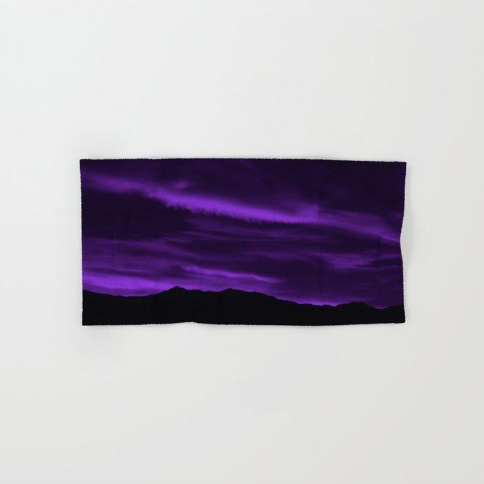 SW Velvet Morning Hand & Bath Towel