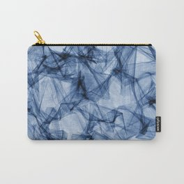 Blue Souls Carry-All Pouch