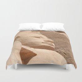 Abu_Simbel_2015_0402 Duvet Cover