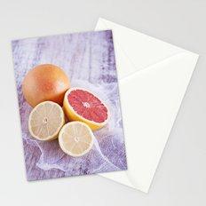 Cítricos II Stationery Cards