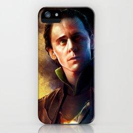 Jotun Asgardian Prince iPhone Case