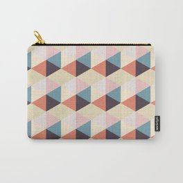 Geometric Patterns Carry-All Pouch