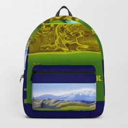 The Lie of the Land: Tararua Backpack