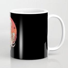 Hannya Spirit Mask Coffee Mug