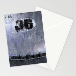 904 Carrera GTS, Silver Stationery Cards
