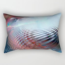 Abstract sky and water Rectangular Pillow