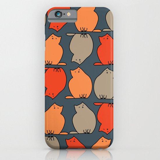 Autumn cat iPhone & iPod Case