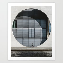 Architectures Delight Art Print