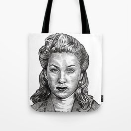 Double Indemnity Tote Bag