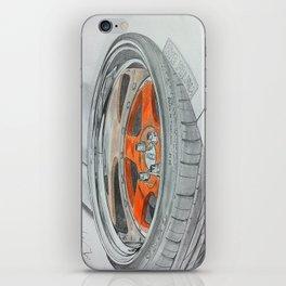 shiney  iPhone Skin