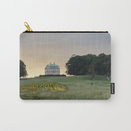 Giant Lizard in a Field (Sawyer) Carry-All Pouch