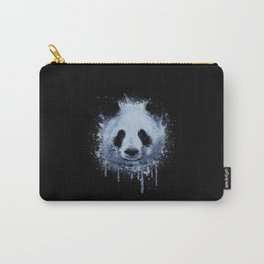 Painted Panda Carry-All Pouch