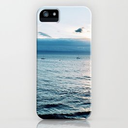 Day At Sea iPhone Case