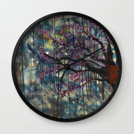 What Dreams May Come  by Bryant W Wall Clock