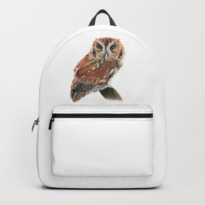 Screech Owl Backpack