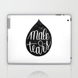 Male Tears Laptop & iPad Skin
