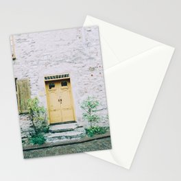 Visby Doorway Stationery Cards