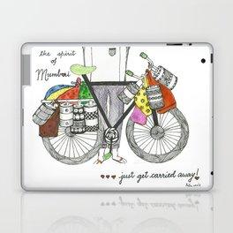 The Spirit Of Mumbai Laptop & iPad Skin