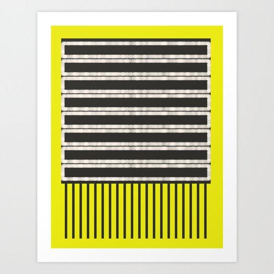 STILE Art Print