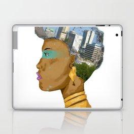 Nairobian Girl Laptop & iPad Skin