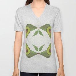 Buttery avocado Unisex V-Neck