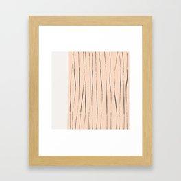 Coit Pattern 25 Framed Art Print