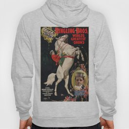 Vintage poster - Circus Hoody