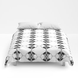 Gray Heron Bird #society6 Comforters