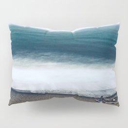 In the Ocean Deep Pillow Sham