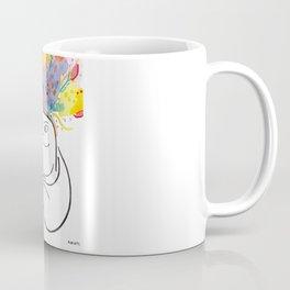inside and out Coffee Mug