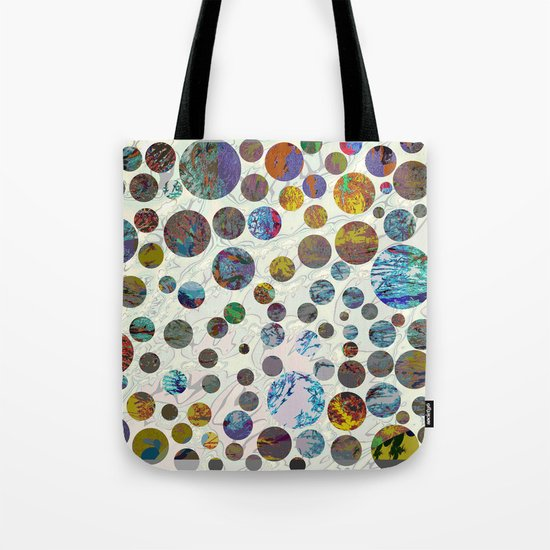 million foreign planets Tote Bag