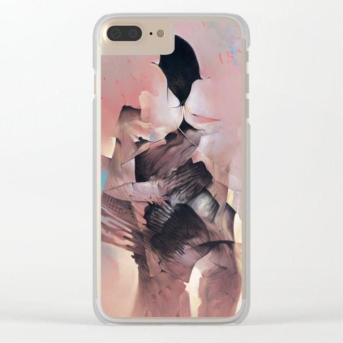 Silence Breaker Clear iPhone Case