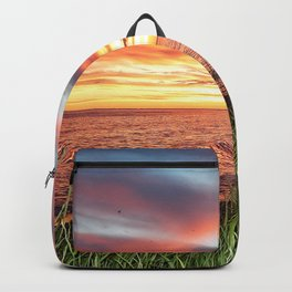 Dawn and the Grass Backpack