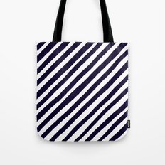 Uncharted Lines Tote Bag
