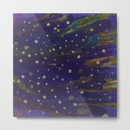 Little Stars Metal Print