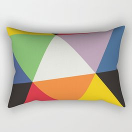 SWISS MODERNISM (MAX BILL) Rectangular Pillow