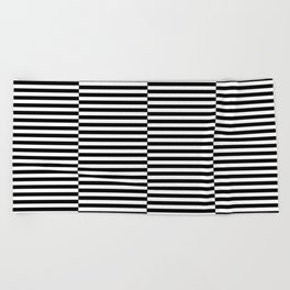 PARALLEL Beach Towel