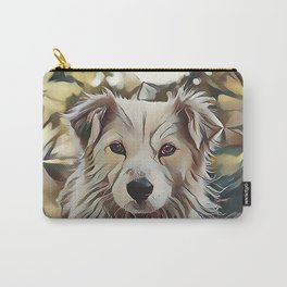 The Catahoula Leopard Dog Carry-All Pouch
