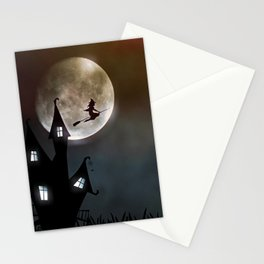 Witches Moon Stationery Cards