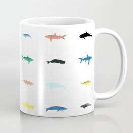 Swimmers Coffee Mug