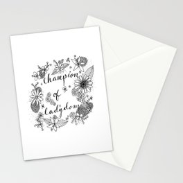 Champion of Ladydom No. 5 Stationery Cards