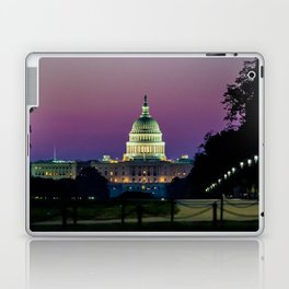 Dawn on The Hill Laptop & iPad Skin